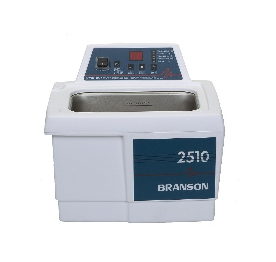 Branson 3/4 Gallon Digital Ultrasonic Cleaner B2510DTH